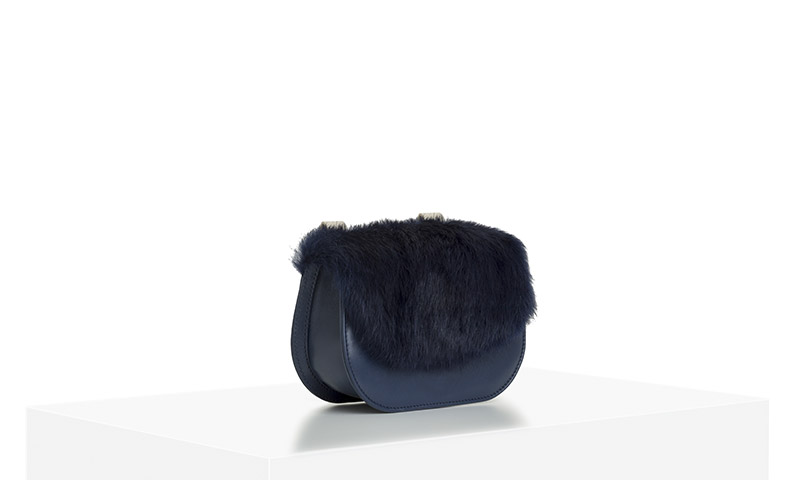 NAOMI Navy Blue (Lateral view)