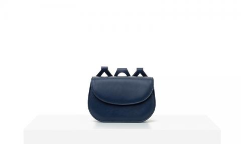 Naomi Navy Blue (Front view)