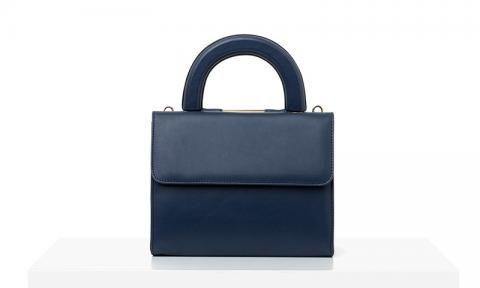 CLAUDIA Navy Blue (Front view)